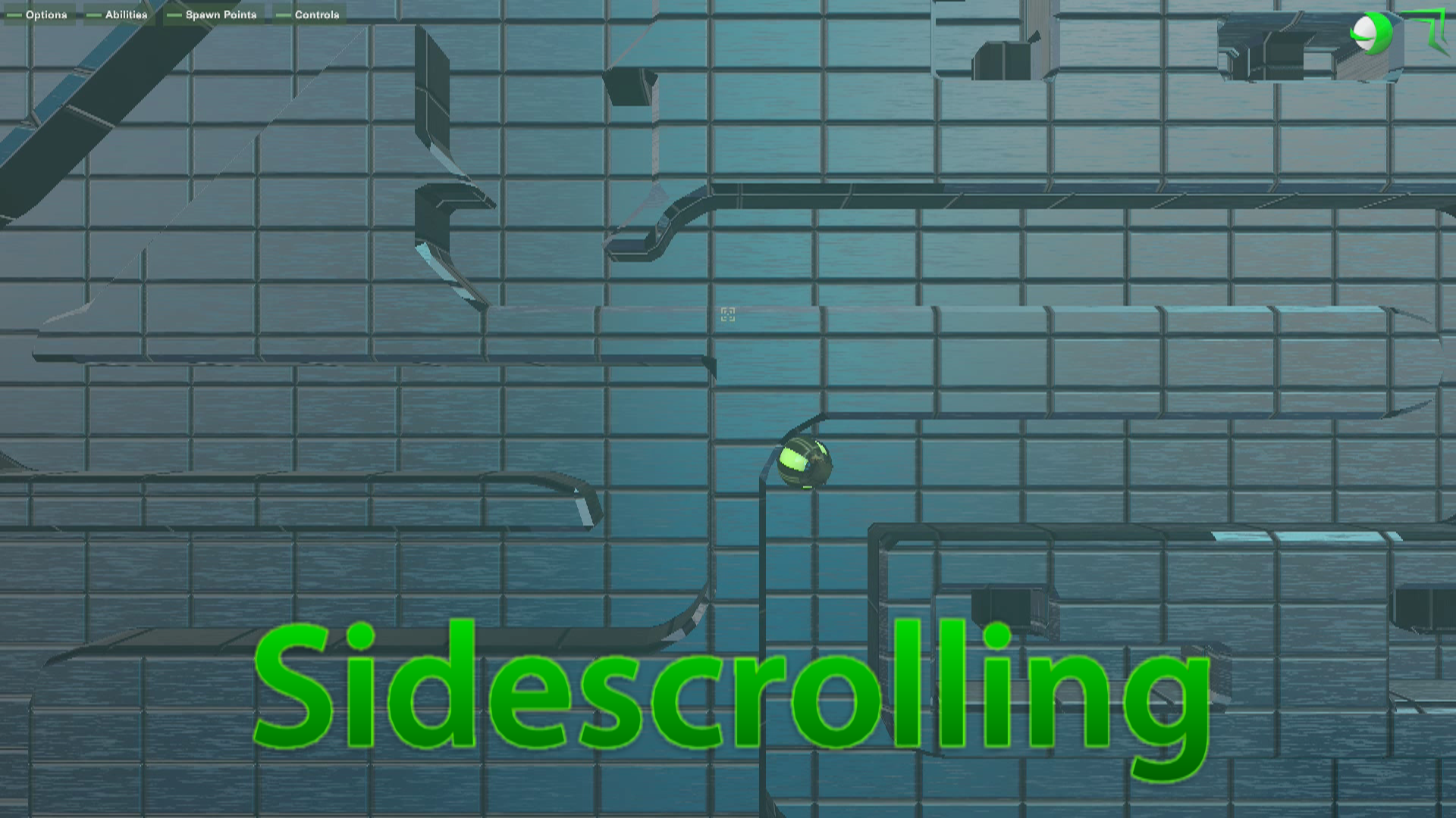 Sidescrolling